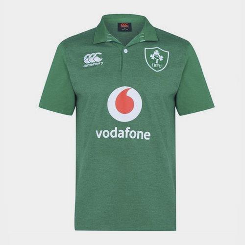 Ireland IRFU 2018/19 Home Classic S/S Shirt