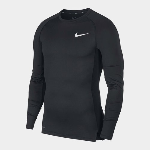 Pro L/S Compression Top Mens