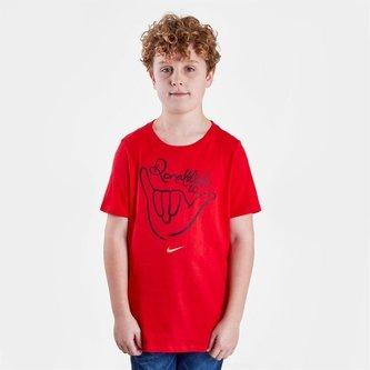 Ronaldinho R10 T Shirt Junior