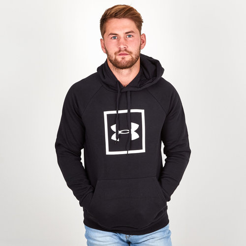 Rival Fleece Graphic Logo Hooded Sweat
