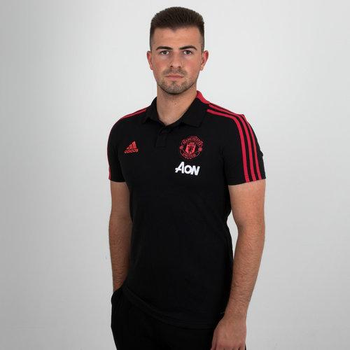 Manchester United 18/19 Football Polo Shirt