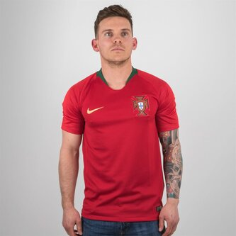 Portugal 2018 Home Shirt