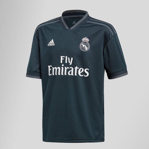 Real Madrid 18/19 Away Youth Replica Football Shirt