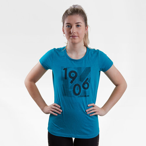 1906 Ladies Graphic Training T-Shirt