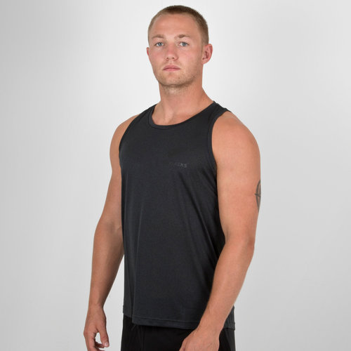 0b765cd6d822 adidas New Zealand All Blacks 2018 19 Supporters Lux Rugby Singlet ...