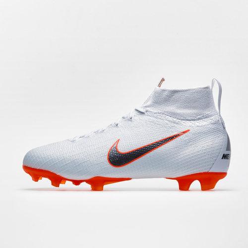 c6317d83d740 Nike Mercurial Superfly VI Elite Kids FG Football Boots