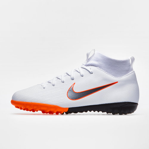 detailed look ff58e 26ee4 Mercurial SuperflyX VI Kids Academy GS TF Football Trainers