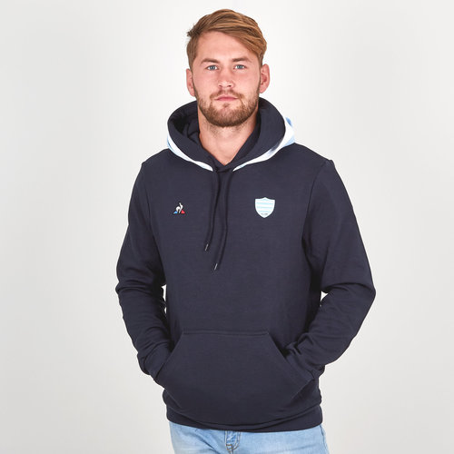 Racing 92 2018/19 Supporters Hooded Rugby Sweat