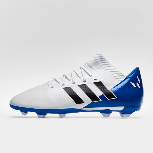 37f5127f0b3dfb adidas Nemeziz Messi 18.3 Kids FG Football Boots, £30.00