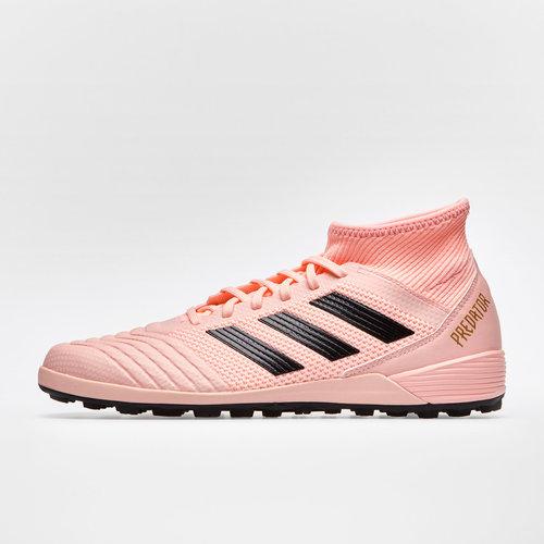 fb1a523ee29 Predator Tango 18.3 TF Football Trainers. Clear Orange Core Black Trace Pink