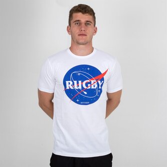 Space Graphic Rugby T-Shirt