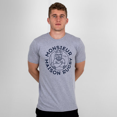 Trent Graphic Rugby T-Shirt