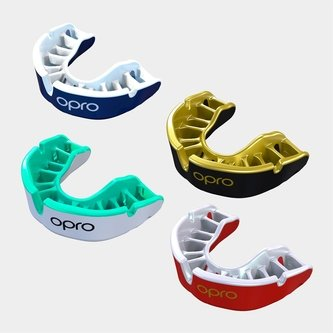 Gold Competition Mouth Guard