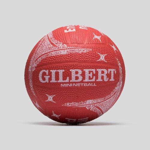 England APT Mini Netball