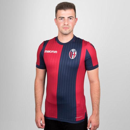Bologna 18/19 Home S/S Football Shirt