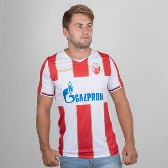 Red Star Belgrade 18/19 Home S/S Football Shirt