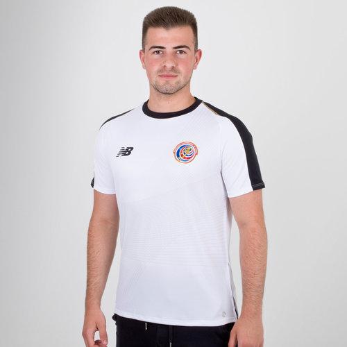 Costa Rica 2018 Away S/S Football Shirt