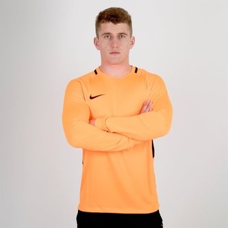Park III Long Sleeve Football Shirt Mens