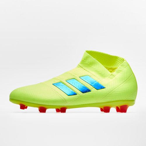 Nemeziz 18+ FG Kids Football Boots
