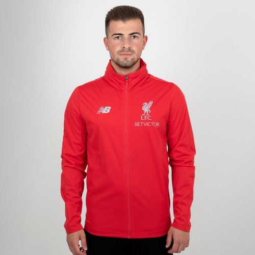 Liverpool FC 18/19 Elite Training Precision Rain Jacket
