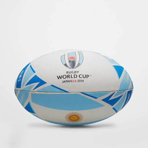 RWC 2019 Argentina Official Replica Rugby Ball