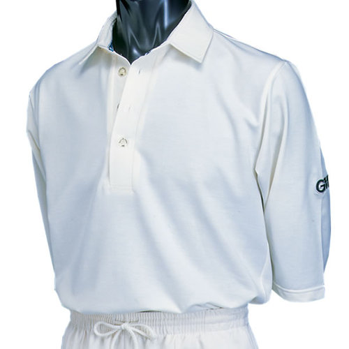 Premier 3/4 Junior Sleeve Cricket Shirt
