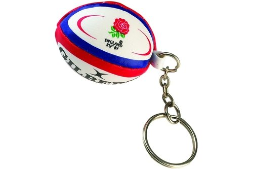 International Rugby Ball Keyring