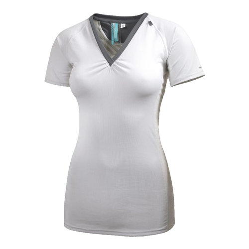 Womens Pace Short Sleeved Top
