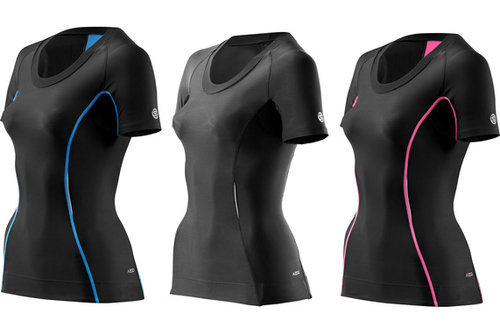 A200 Compression Short Sleeved Top - Womens