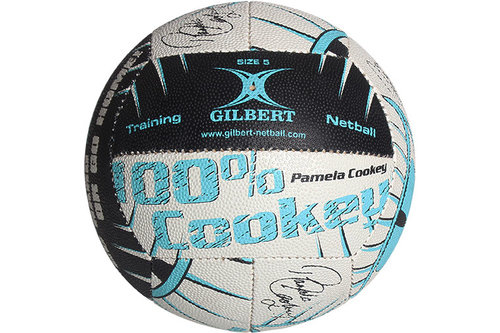 Signature Netball - England - Pamela Cookey