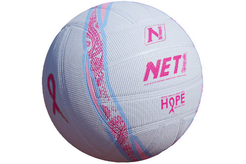 Pink Ribbon Hope Netball