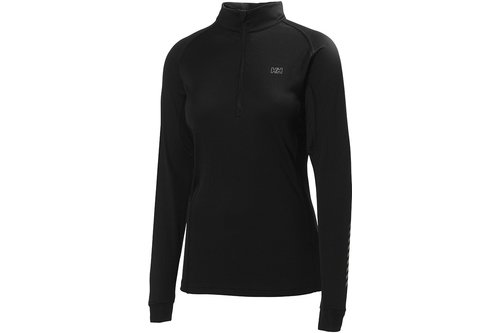 DRY Womens Charger 1/2 Zip Baselayer Top