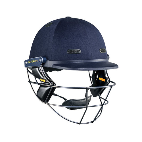 Vision Series TEST Cricket Helmet Titanium Grille