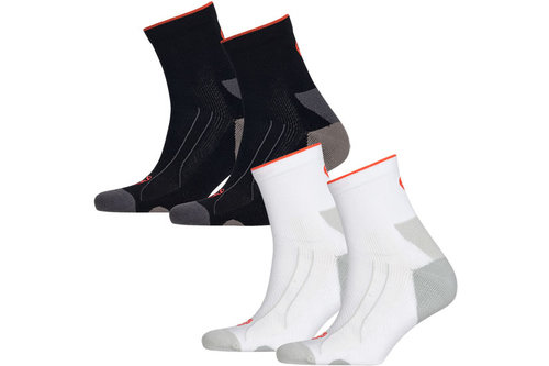 Cell Performance Training Midweight Short Crew Socks