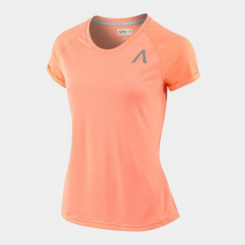 Womens SS15 AKTIV Running T-Shirt