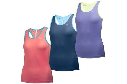 Womens Aspire Lifa Flow Singlet