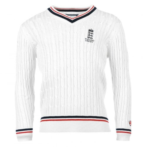 Classic Cable Knit Cricket Jumper