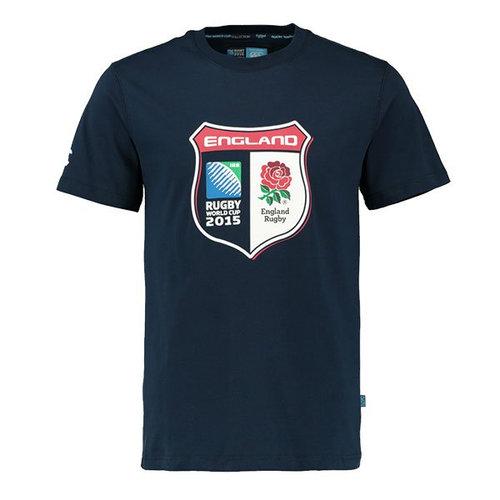 RWC15 England RFU Shield T-Shirt