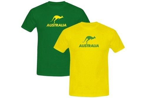Australia Kangaroo T-Shirt - Womens