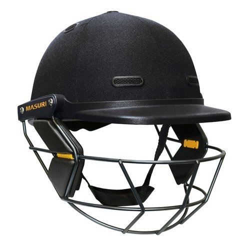 Vision Series TEST JUNIOR Cricket Helmet Steel Grille