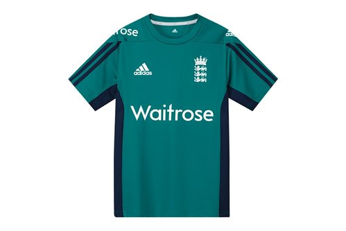 2016 England Cricket Replica Junior Training T-Shirt