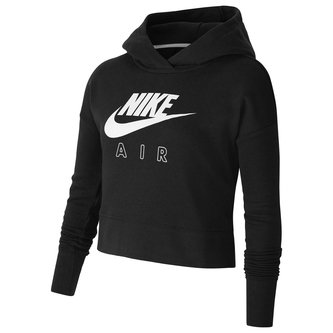 Air Cropped Hoodie Junior Girls