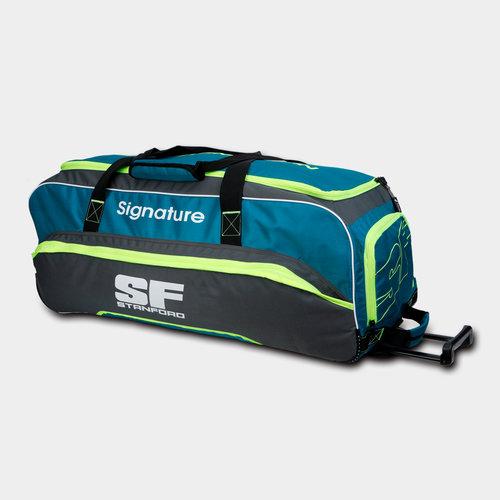 Signature Wheeled Cricket Bag