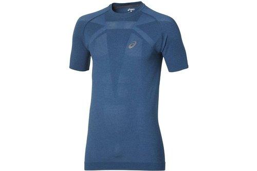 SS17 Mens Seamless Short Sleeve Running T-Shirt