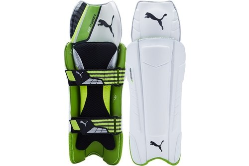 evoPOWER FXT Wicket keeping Pads Junior