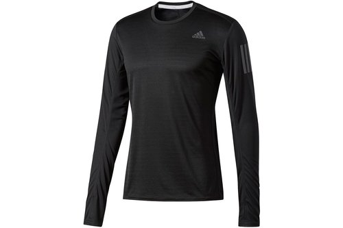 SS17 Mens Response Long Sleeve Running T-Shirt