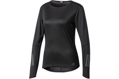 SS17 Womens Response Long Sleeve Running T-Shirt