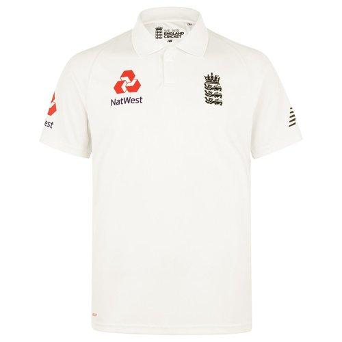 England Cricket Test Shirt 2019 Mens