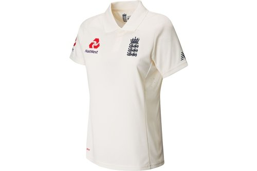 England Test Shirt Ladies