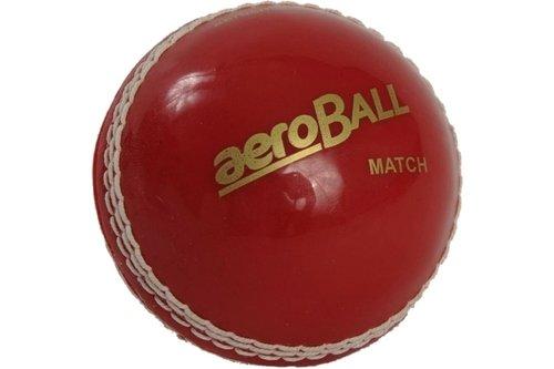 aeroBall Match Junior Cricket Ball